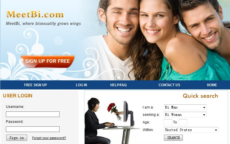 Bi online dating