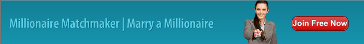 Millionaire Dating online - The best place in the world to meet successful, gorgeous singles.