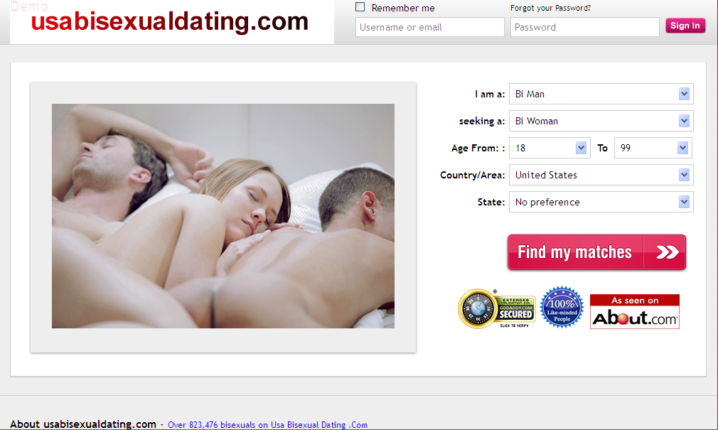 Bisexual Dating Site. Best online dating site for bisexual singles