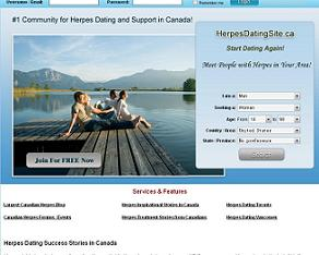 herpes dating site free canada Hope is the best free herpes dating site and app for singles with herpes and other stds to find love and support join free to meet people with her.