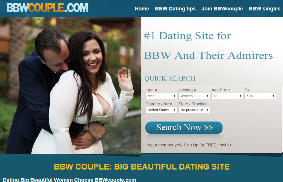 Top dating sites for plus size women
